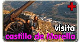 Visita Castillo Morella despedidas