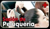 Sesión de peluquería despedidas en Morella