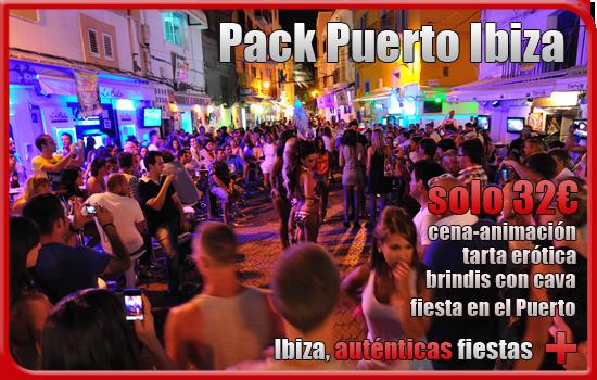 pack ibiza puerto