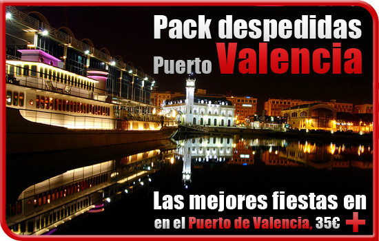 Despedidas en Valencia