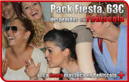 peñiscola pack básico