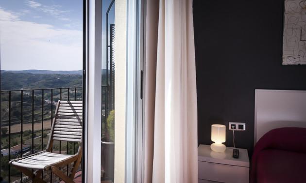 hotel céntrico en Morella