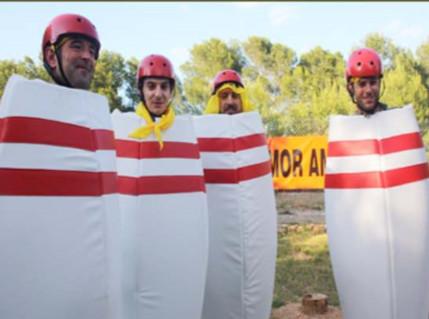 humor amarillo peñiscola